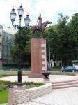 Пам'ятник захисникам