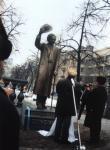 Пам'ятник Шолом Алейхему