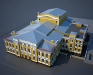 Проект реконструкції театру оперети